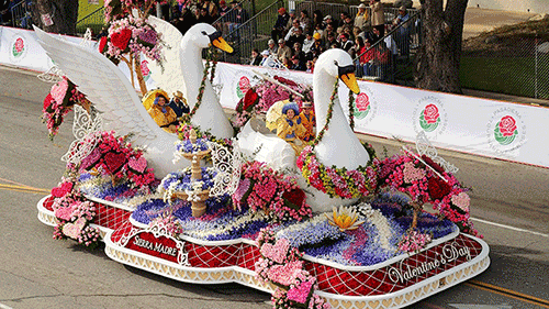 Rose Parade Packages